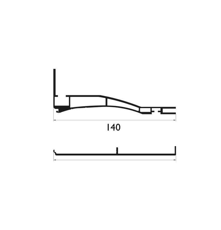 140 mm Profil Çizim