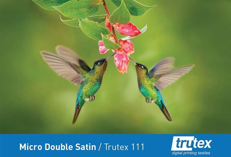 Micro Double Satin